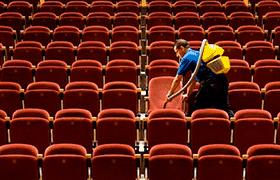 pulizie cinema Milano
