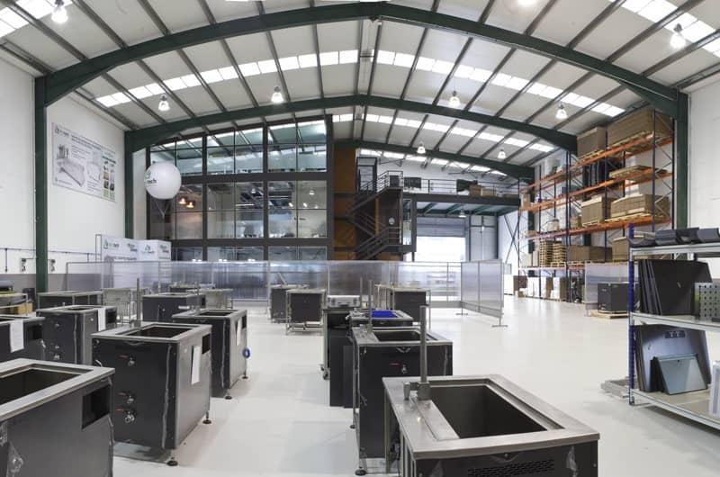 Pulizie industriali zona Giambellino Milano