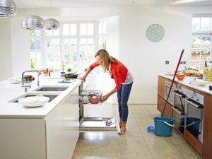 organizzare le pulizie di casa