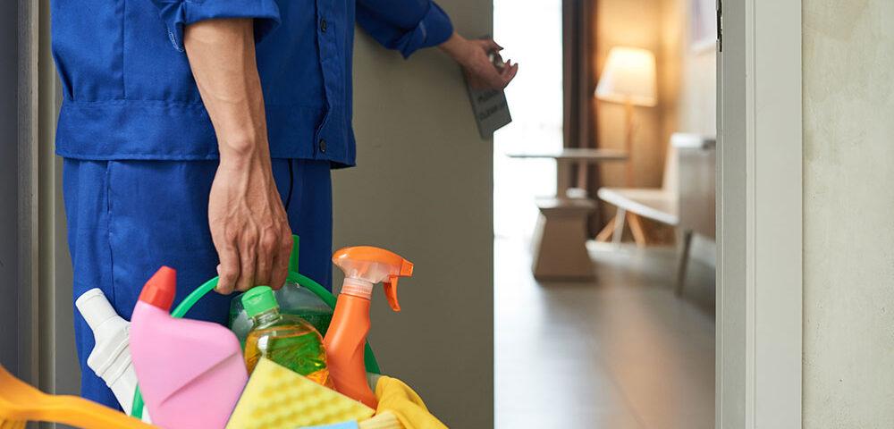 Impresa di pulizie per privati